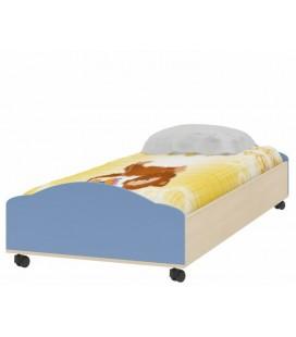 модуль кровать нижняя выкатная Дюймовочка-5.5