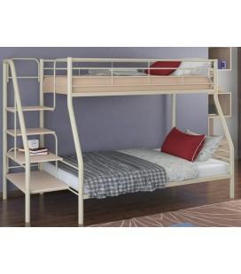 кровать двухъярусная с лестницей Толедо-1