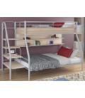 buymebel.ru кровать двухъярусная с лестницей Толедо-1-П