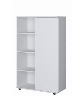 "Дельта ""Лофт 13"" шкаф цвет Белый"