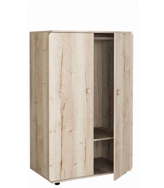buymebel.ru Дельта-Лофт 13.01 шкаф для одежды цвет Ирландский дуб