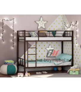 двухъярусная кровать Севилья-2 цвет коричневый