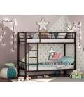 buymebel.ru двухъярусная кровать Севилья-2 цвет коричневый