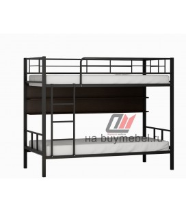 кровать Севилья-2П с полкой