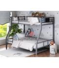buymebel.ru двухъярусная кровать Гранада-1 серая