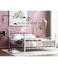 buymebel.ru кровать двухспальная Эльда цвет белый