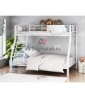 buymebel.ru двухъярусная кровать Гранада-1 белая