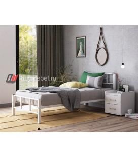 кровать Кадис цвет белый
