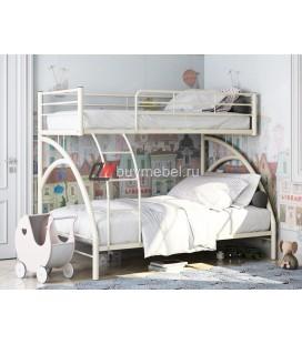 двухъярусная кровать Виньола-2 цвет слоновая кость