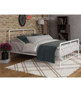 кровать двухспальная Авила белая