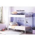 buymebel.ru двухъярусная кровать Севилья 4 белая
