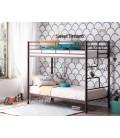 buymebel.ru двухъярусная кровать Севилья 4 коричневая