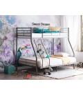 buymebel.ru двухъярусная кровать Гранада 2 140 серая
