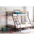 buymebel.ru двухъярусная кровать Гранада 2 140 коричневая
