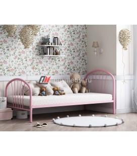 кровать Эфора розовая