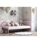buymebel.ru кровать Эфора розовая