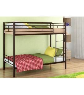 двухъярусная кровать Севилья-3 цвет коричневый
