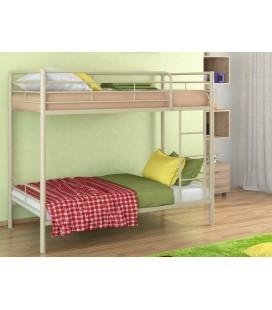 двухъярусная кровать Севилья-3 цвет слоновая кость