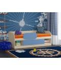 buymebel.ru фото Соня 4 кровать с бортиком(бортик заказывается отдельно)