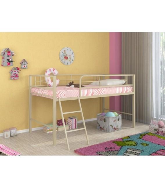 buymebel.ru кровать-чердак Севилья-мини цвет слоновая кость (бежевый)