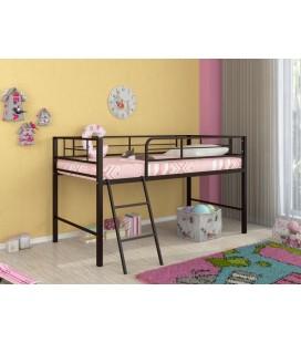 кровать-чердак Севилья-мини цвет коричневый